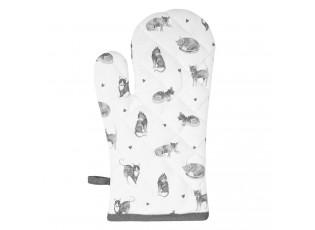 Kuchyňská bavlněná rukavice Cats and Kittens - 16*30 cm