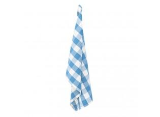 Modrá károvaná utěrka Classic Farmers- 50*85 cm