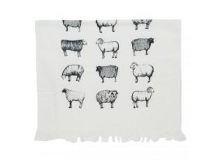 Kuchyňský ručník Sheep - 40*60 cm