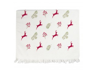 Kuchyňský froté ručník s jeleny Deer - 40*60 cm