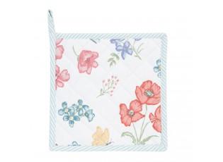 Chňapka - podložka Field Flowers  - 20*20 cm