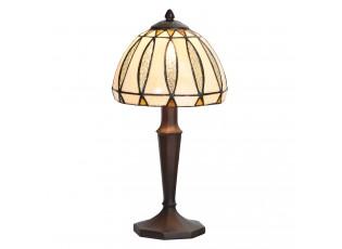Stolní lampa Tiffany Oneida - Ø 19*40 cm E14/40W