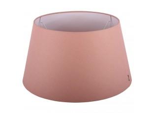Růžové stínidlo Ambienta pink - Ø 25*13,5cm / E27