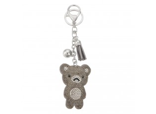 Přívěsek na klíče medvídek