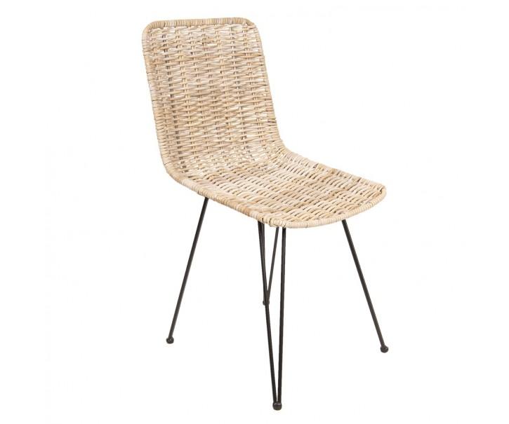 Ratanová židle Rotan - 43*60*79 cm