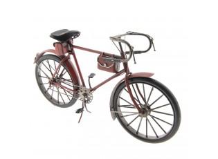 Kovový model retro jízdního kola - 28*16*7 cm