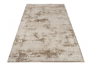 Béžovo-krémový vintage koberec s ornamenty - 200*300cm