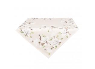 Čtvercový květinový ubrus - 85 x 85 cm