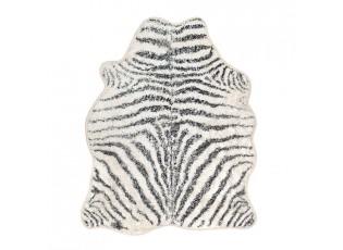 Bavlněná koupelnová předložka Zebra  - 85*100 cm