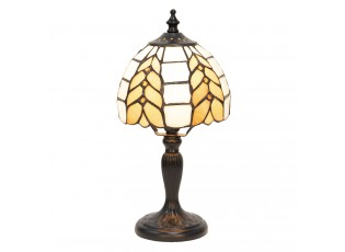 Stolní lampa Tiffany Anne - Ø 14*29 cm