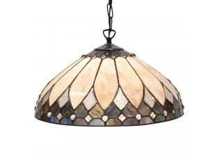 Závěsné světlo Tiffany Naeva - Ø 40 cm