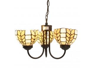 Závěsné světlo Tiffany Ivy - Ø 39*125 cm