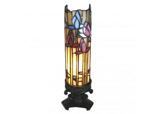 Stolní lampa Tiffany Nenuphar - 15*15*27 cm