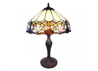 Stolní lampa Tiffany Ellinor - 41*41*59 cm