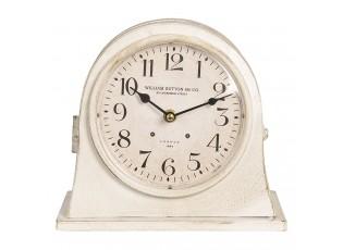 Vintage stolní hodiny s patinou - 23*13*20 cm/1xAA