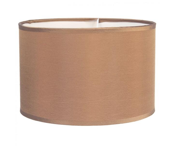Béžové textilní stínidlo na lampu  Godard - Ø 46*28 cm