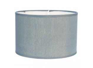 Modré lampové stínidlo Godard - Ø 37*20 cm