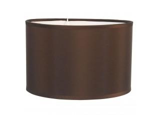Hnědé lampové stínidlo Godard - Ø 37*20 cm