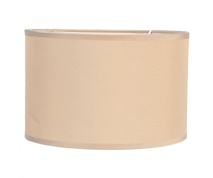 Krémové lampové stínidlo Godard - Ø 19*12 cm
