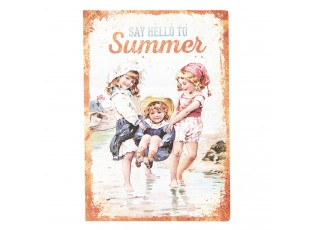 Zápisníček Summer - 21*15*1 cm