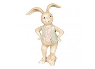 Dekorace králičí chlapec - 9*7*15 cm