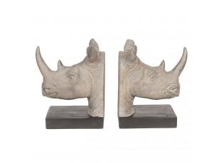 Zarážky na knihy Rhino - 33*16*20 cm