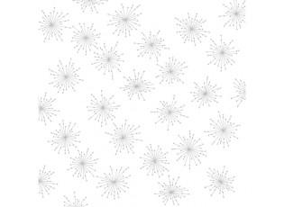 Vánoční papírové ubrousky  Sparkling silver - 33*33 cm (20)