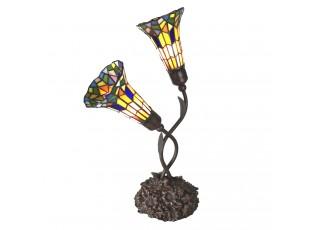 Stolní lampa Tiffany Carole - 46*28*63 cm