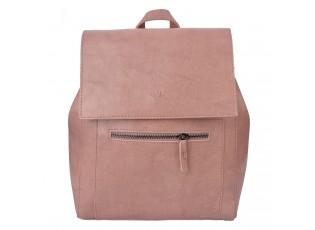 Růžový batoh Laurentine - 33*28 cm