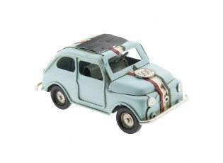 Malý kovový retro model auta - 11*5*5 cm