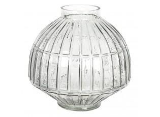 Skleněná dekorační váza Diane – Ø 30*30 cm