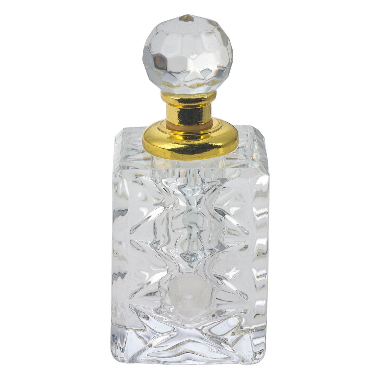 Clayre & Eef Skleněný flakón na parfém Cristal - 4 cm