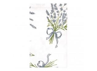 Textilní ubrousky Bouquet de Lavande - 40*40 cm - sada 6ks