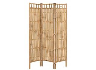 Pokojový bambusový paravan Natural - 120*5*160 cm