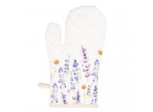 Chňapka - rukavice Lavander Fields - 16*30 cm