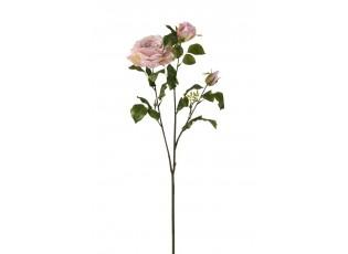 Růžová kytička Růže - 81cm