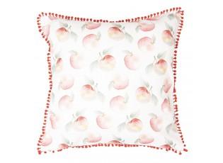 Bavlněný povlak na polštář Apple Yard - 40*40 cm