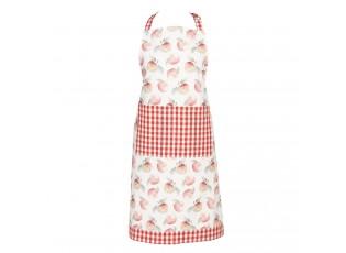 Kuchyňská bavlněná zástěra Apple Yard - 70*85 cm