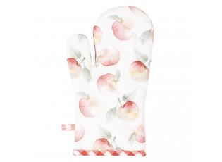 Bavlněná kuchyňská chňapka Apple Yard - 16*30 cm