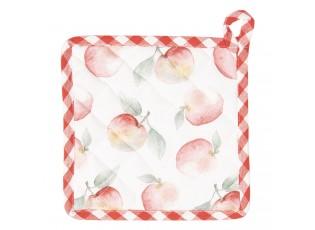 Bavlněná chňapka – podložka Apple Yard - 20*20 cm