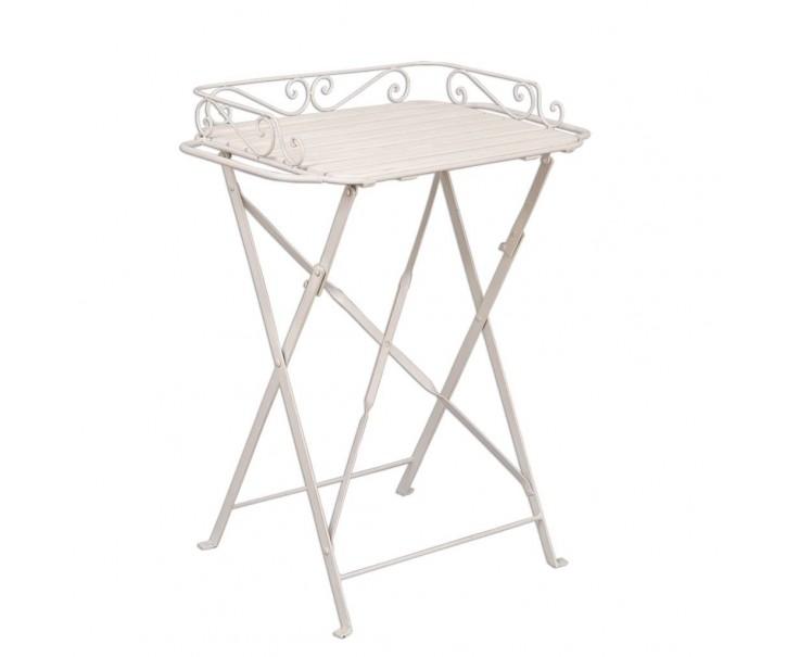 Skládací stolek -62*38*77 cm
