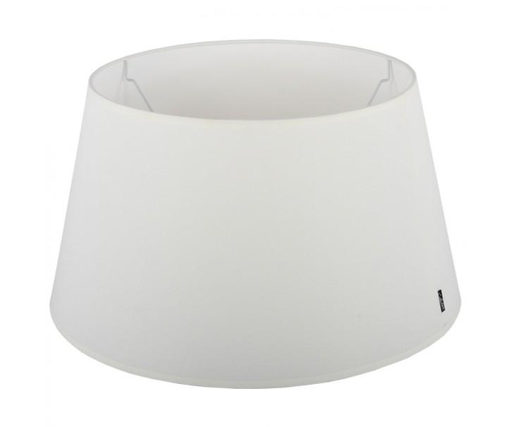 Krémové stínidlo Eleganza off white - Ø25*13,5cm / E27