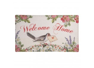 Podlahová rohožka Welcome home - 74*44*1 cm