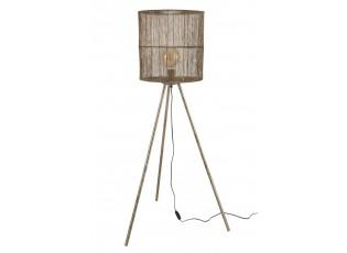 Kovová bronzová stojací lampa Antiek - Ø 40*140cm