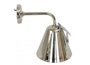 Nástěnné kovové světlo Cone - 15*15*22 cm