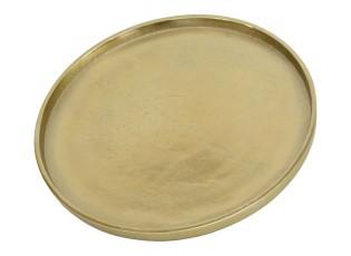 Bronzový antik podnos / tác Claude - ∅ 31*2 cm