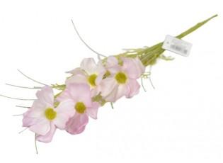 Růžová kytička Emilie - 48 cm