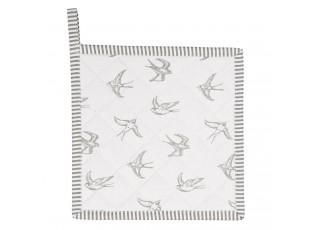 Kuchyňská bavlněná chňapka Swallow Sky - 20*20 cm