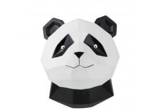Nástěnná dekorace Panda origami - 22*21*26cm
