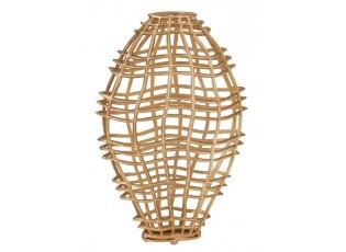Zlatá váza Koral Gold L - 54*21*82 cm